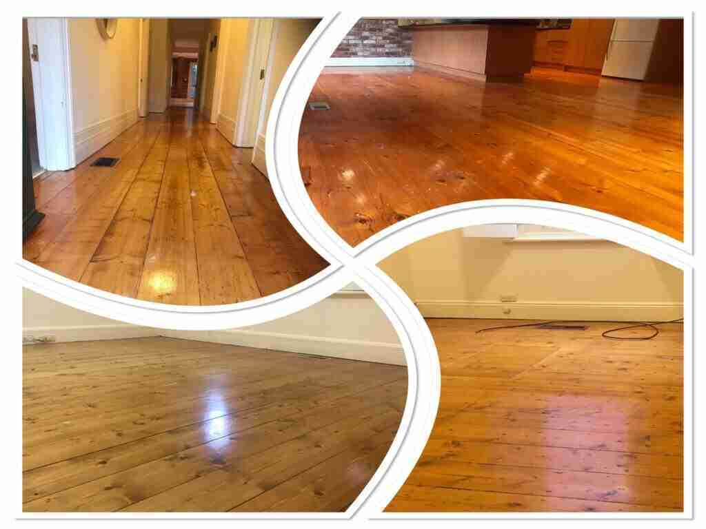 Timber Floor Repair Melbourne