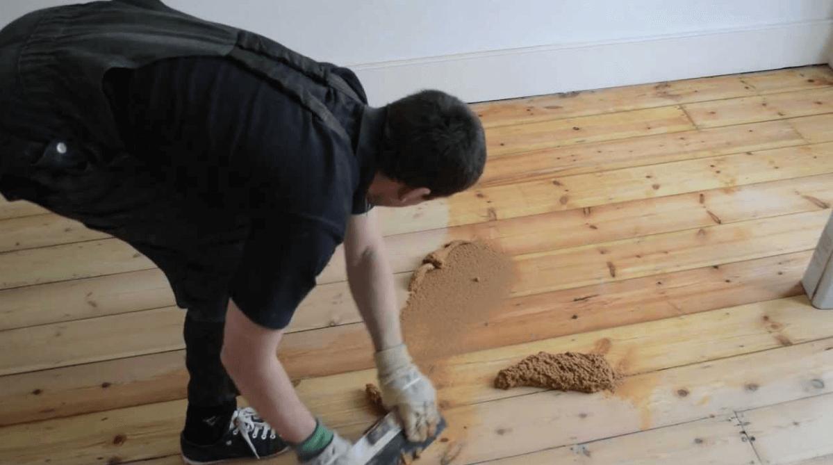 Timber Floor Repairs & Timber Floor Restoration in Melbourne